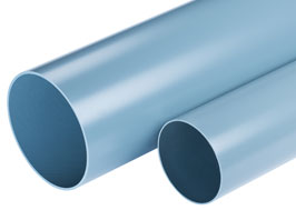 PVC-U ventilation and waste pipes